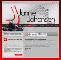 Jannie Johansen Racing by umaniac
