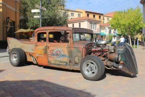 Rat Rod Magazine Official Tour Car 2011 by DrivenByChaos