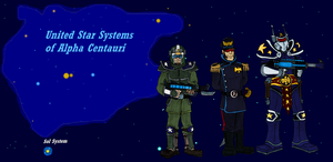 The United Star Systems of Alpha Centauri by Mara999