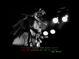 Tribute to Mr. Bob Marley by ramsss