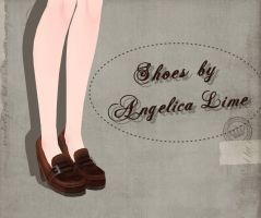Shoes 2 by Angelica-Lime