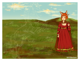 .Red Fox. by Aquilions