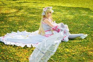 Chobits by wisely84