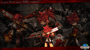 Which Path will YOU choose? - Elsword by DarkiGFX