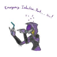 Drunk Tali by BlakerOats