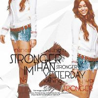 Stronger by Letsgomiley