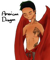 American Dragon 2 by VanKuchen