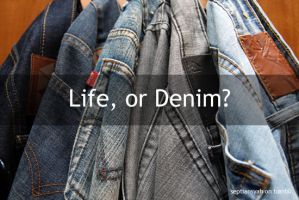 Tumblr 05 - Life, or Denim? by septiansyah