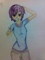Old drawing 8 by ayaj05