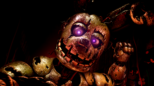 i will make you pay (Springtrap) by Ionyen