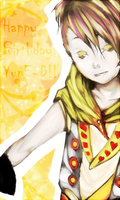 HBD, YunE-D! by hobodachi