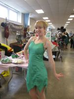 Tinker Bell by AriadneEvans