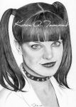 Pauley Perrette 2 by Karentownsend