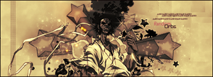 afro samurai by Mr-BsUnY