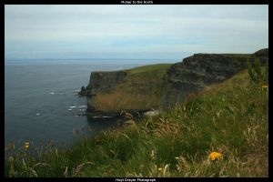 Moher to the North by HerrDrayer