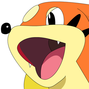 Angry Floatzel Is Angry by Cat333Pokemon