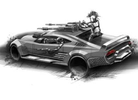 Mad Max by RodoxDesign