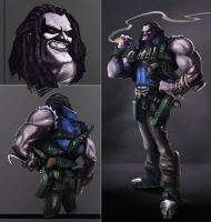 Lobo The Main Man by Gagoism