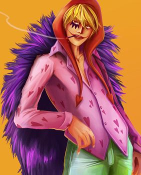 Corazon by Zeppo-Rosencrutz