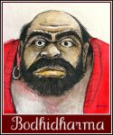 Bodhidharma-3 by deviantmike423