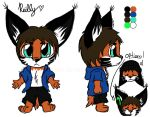 Chibi Reilly Ref by CrazyMeliMelo