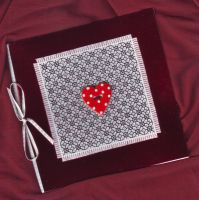 Heart Series 5 by HypotheticalTextiles