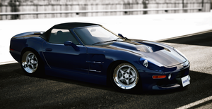 Shelby Series 1 by StrayShadows