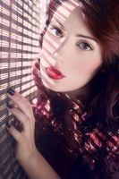 Red Lips by RahLuna