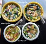 Miniature vegetable soups by MiniAcquoline by miniacquoline