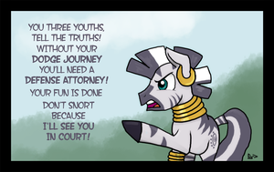 Condemnation it's litigation! by sevoohypred