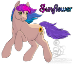 Sunflower for SDS by SD-DreamCrystal