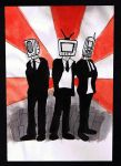 Obey the media by Suntro