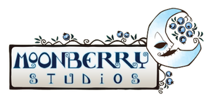 Moonberry Logo by moonberry-studios