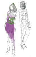 Project Runway: Nature by HJLyn