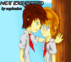 Not Expected Cover by sophloulou