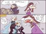 The Witcher 3, doodles 118 by Ayej