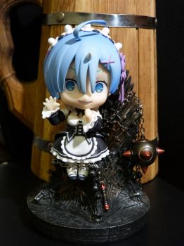 Mad Queen Rem by DaOldHorse