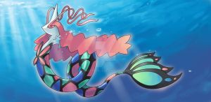 Mega Milotic Omega by zacharybla