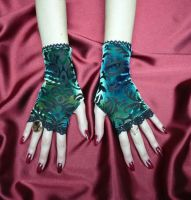 Forest Fairy Gloves by Estylissimo