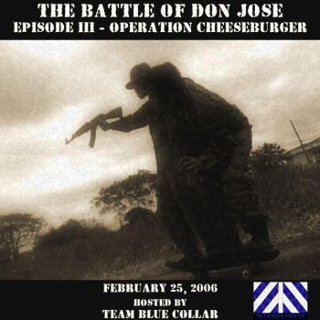Battle of Don Jose poster by Prankoys