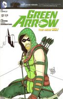 Injustice Green Arrow by Elvatron