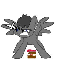 Don't Touch My Nutella! by MLPalice