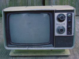 Old Zenith TV 2 by estesgraphics