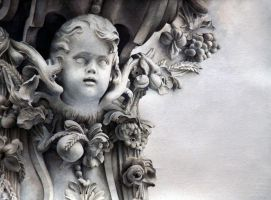 Cherub I - St Paul's Chatedral, London, UK by ElNido