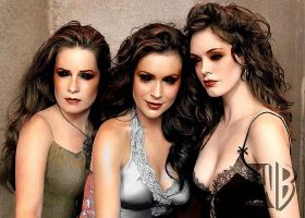 Evil Charmed Ones by zachariah-the-great