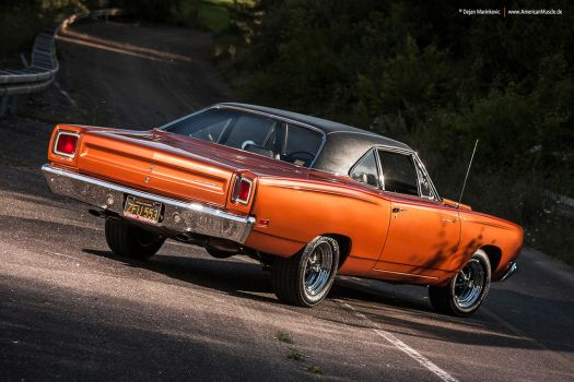 1969 Road Runner I by AmericanMuscle