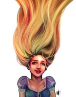 Repunzel by whoalisaa