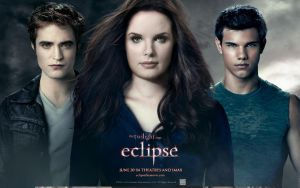 Twilight Eclipse Poster - Me by KristeeMaysCreative