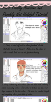 Colouring Tutorial? by AntiquaFaerie