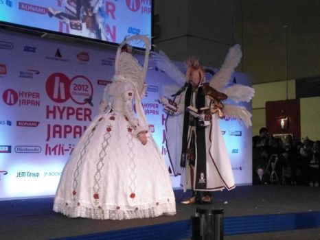 Trinity Blood HyperJapan 2012 ECG/WCS entry by Lady-Avalon